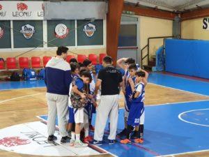 U13R Eurobasket - Olimpia Roma  49-41 2