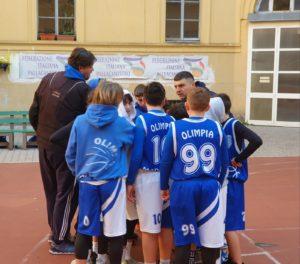 U13R Esquilino Bk - Olimpia Roma 61-36 2