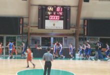 Photo of U14E Pall. Palestrina – Olimpia Roma  44 – 81
