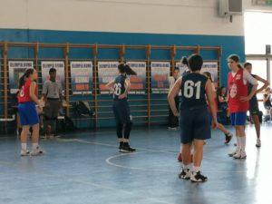 U14F Olimpia Roma - Smit 70-54 2
