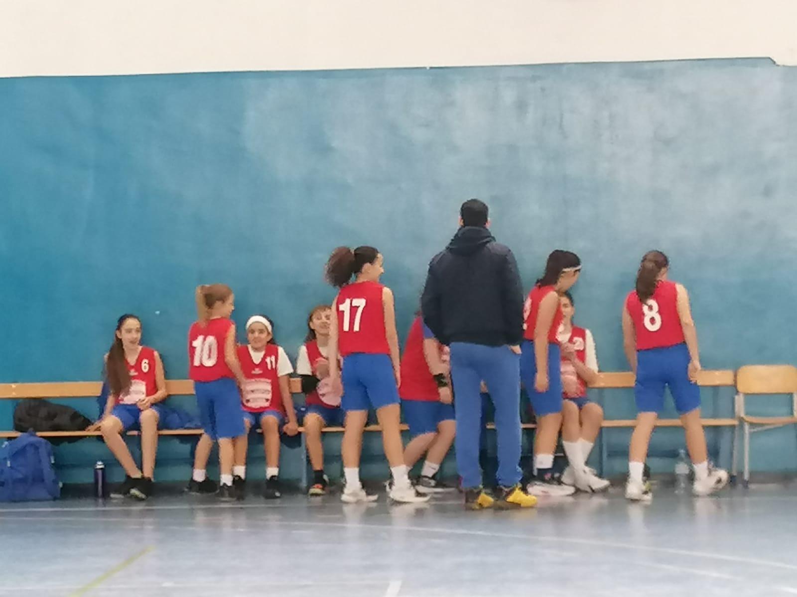 U14F Olimpia Roma - Smit 70-54 1