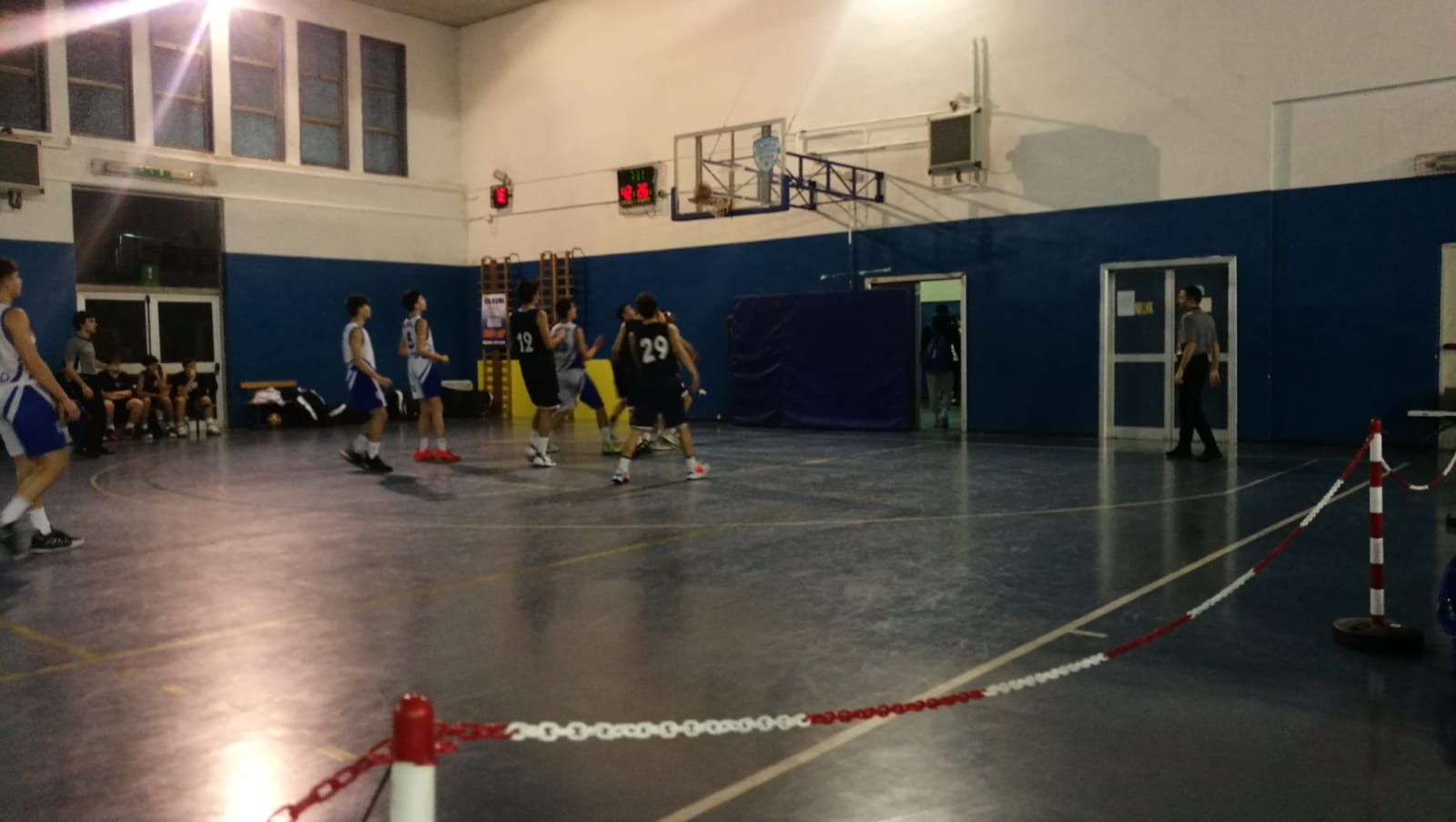 U15E Olimpia Roma - Stella Azzurra Vt 86-35 1