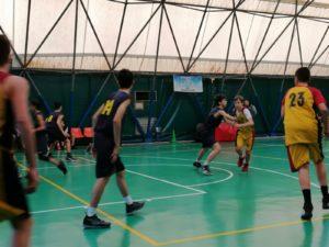 U15S San Paolo Ostiense - Olimpia Vis Nova 61-41 2