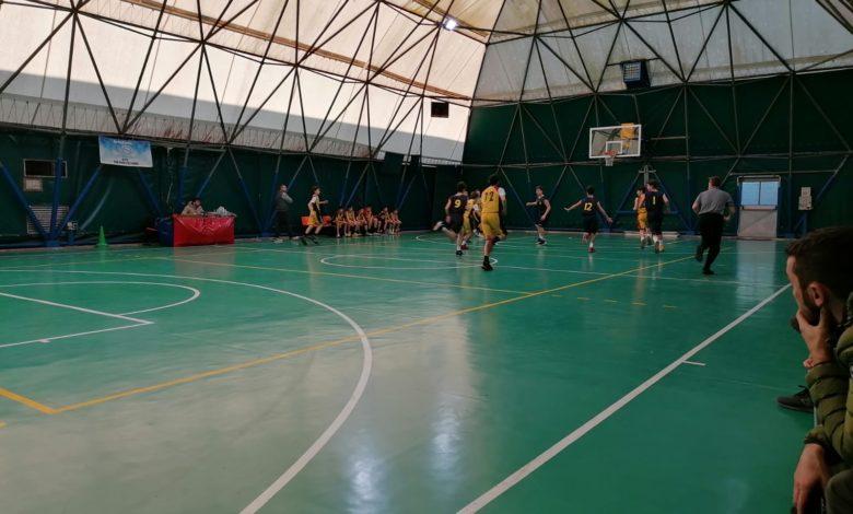 U15S San Paolo Ostiense - Olimpia Vis Nova 61-41 1