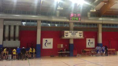 Photo of U15S Sport 2000 – Olimpia Roma 36-52