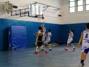 U15U Olimpia Roma - Bk Farnesina 85-32 2