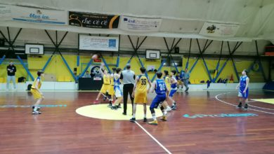 Photo of U15U Alfa Omega – Olimpia Roma 73-46