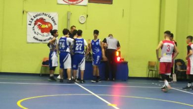 Photo of U15U  Bk Gallicano – Olimpia Roma  63 – 36