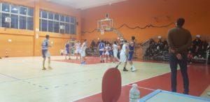 U18G Bk Albano - Olimpia Roma 46-85 2
