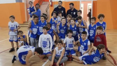 Photo of Minibasket Fun Manzi – Belli 17-7