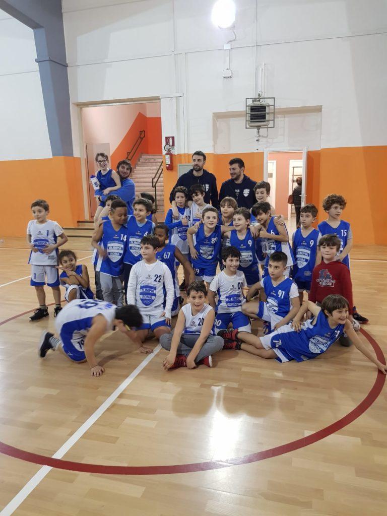 Minibasket e Basket a Roma 12