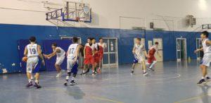 U15S Olimpia Roma - Scuola Bk Roma 52-44 2