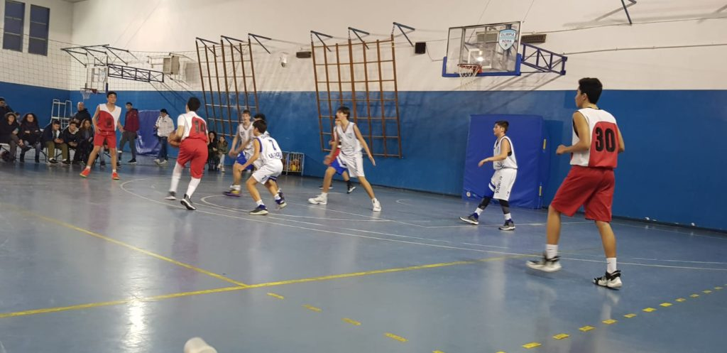 Minibasket e Basket a Roma 13