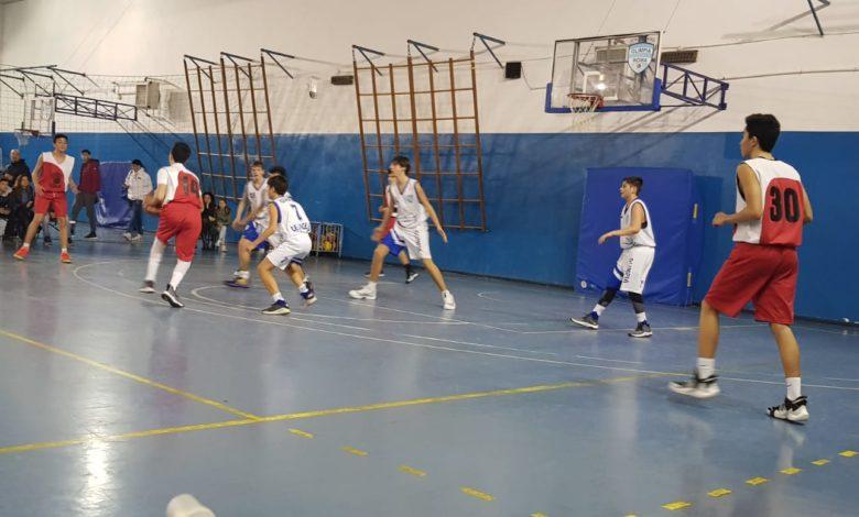 U15S Olimpia Roma - Scuola Bk Roma 52-44 1
