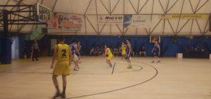 U16E Petriana Bk - Olimpia Roma 49-71 2