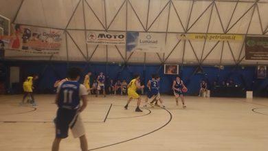Photo of U16E Petriana Bk – Olimpia Roma 49-71