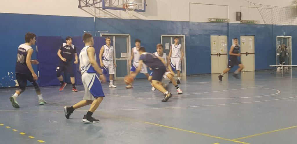 U18S Olimpia Roma - Bk Frassati 100-67 2