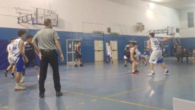 Photo of U18S Olimpia Roma – Bk Frassati 100-67