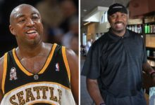 Photo of Rime no Time  Vin Baker