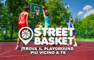 Street Basket Trova il tuo playground