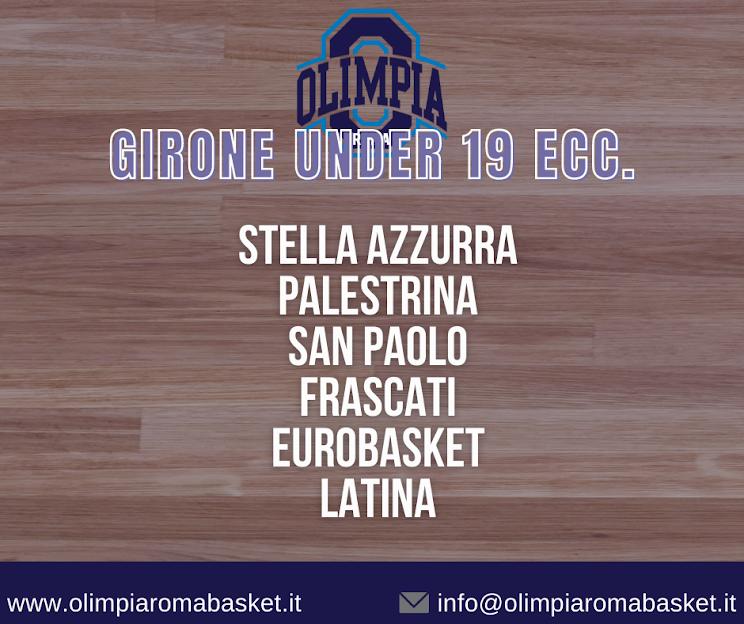 Girone Under 19 Eccellenza 1