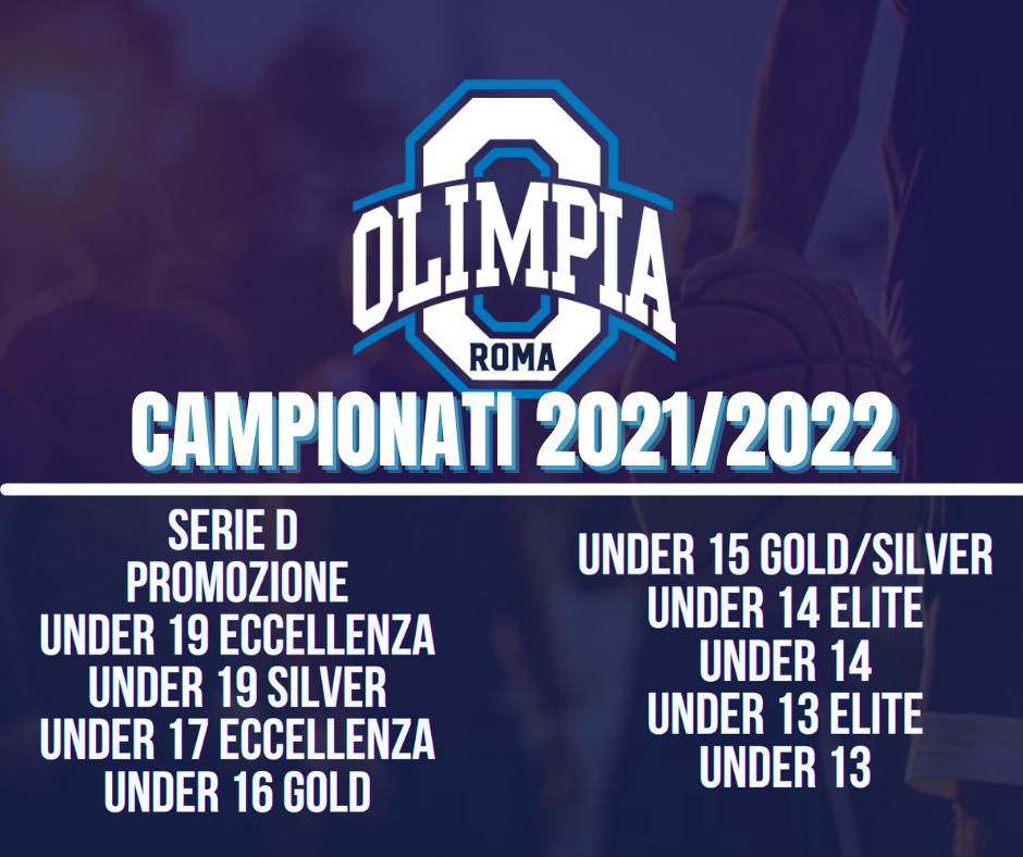 Campionati 2021/2022 1