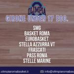 Girone Under 17 Eccellenza