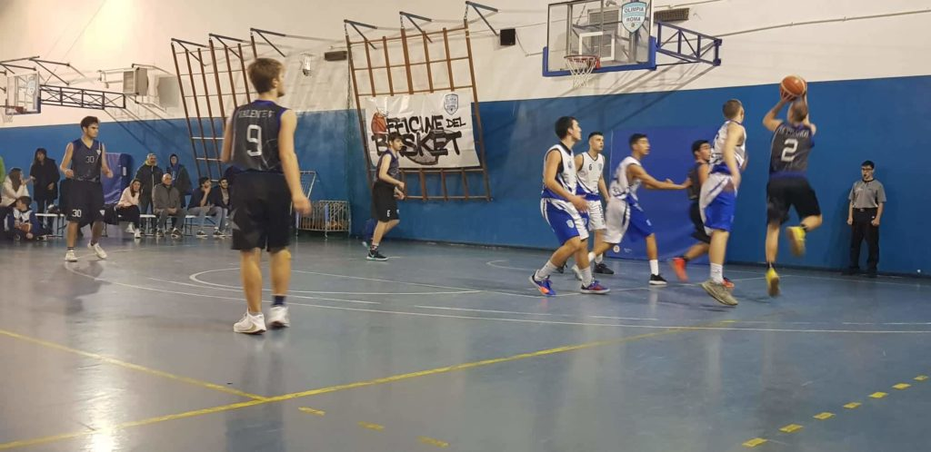 Olimpia roma e Basket Polaris in campo