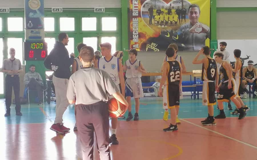 Under 14 Elite Bk Roma