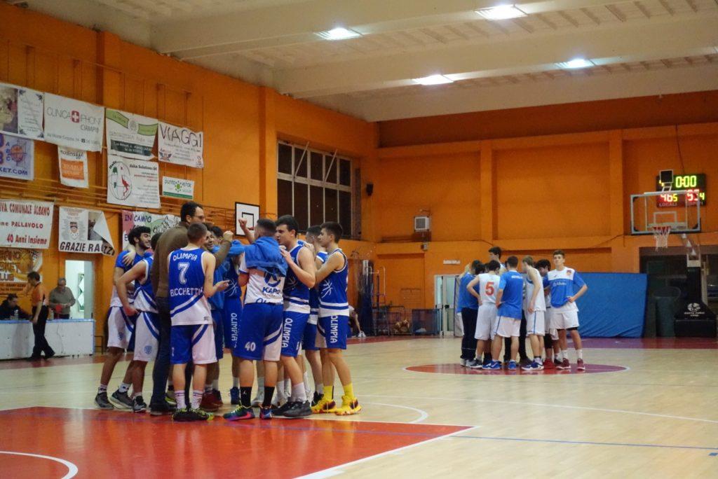 Minibasket e Basket a Roma 11