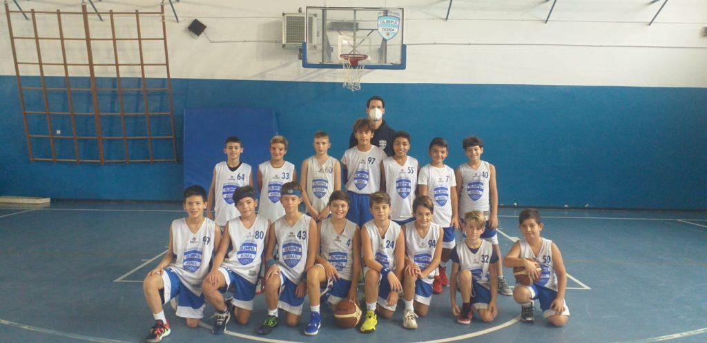 Minibasket e Basket a Roma 6
