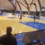 U18 E  Virtus Valmontone – Olimpia Roma  83 – 84