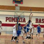 Serie D  Virtus Pomezia – Olimpia Roma  97-45