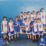 U13 Olimpia Roma – Club Frascati Bk  63-46