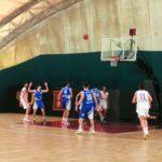 U15E  Bk Roma – Olimpia Roma 73-45