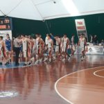 U16 E  U.S. Tiber Bk – Olimpia Roma  64 – 77
