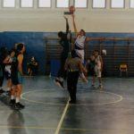 U15 E  Olimpia Roma – Club Bk Frascati  76 – 77