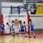 U13E  DBS – Olimpia Roma  64 – 46